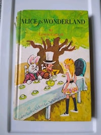 Alice In Wonderland book Virginia Beach, 23451