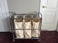 Stainless steel 3-tier rack Vaughan, L4H 2A5
