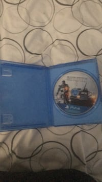 Sony PS4 Grand Theft Auto Five game disc Burbank, 91506