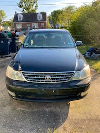 2004 Toyota Avalon XLS, Leather, Loaded 2nd Owner, Clean Title,Good Suitland
