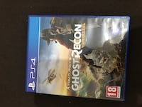Ps4 oyun GHOST RECON ps4