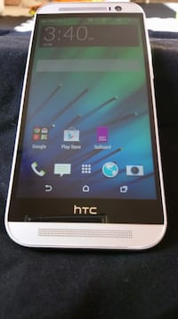 HTC One M8 with Otter box