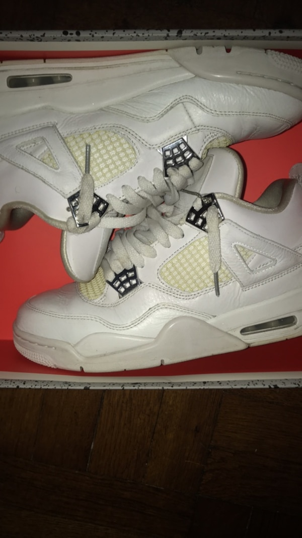 23ae5cd02497 Used Pure Money 4s size 8.5 for sale in New York - letgo