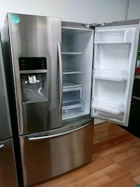 SAMSUNG STAINLESS FRENCH DOOR Ontario, 91762