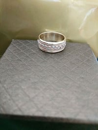 14K Gold Ring Wedding Band Toronto, M2R 2C1