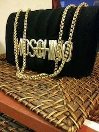 gold chain link necklace with pendant Washington