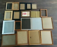 Assortment of Picture Frames Mechanicville, 12118