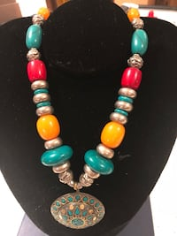 Authentic Tibetan necklace Mississauga, L5L 2S5