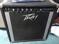 black and gray Peavey guitar amplifier Hartsdale, 10583