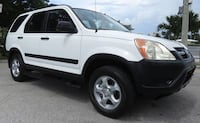 For Sale 2004 Honda CRV AWD Original Miles