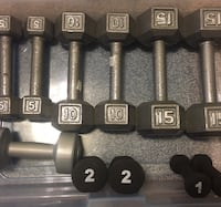 Weights *Willing To Negotiate Price* Spanish Fork, 84660