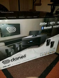 Daneli 5.1 home theater Severn, 21144