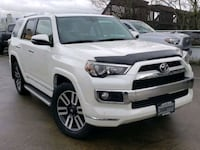 2016 Toyota 4Runner Limited 4x4 V6 Vancouver