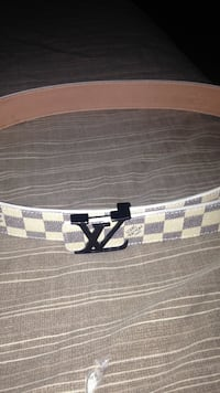 beige and grey louis vuitton belt Gatineau, J9H 6W2