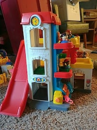 NOW. $25...Little People, Fisher Price Champlin, 55316