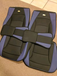 FH GROUP LEATHER SEAT COVERS  Las Vegas, 89147