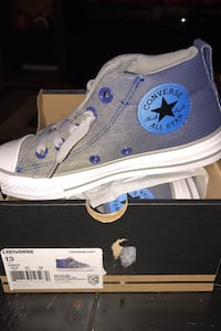 *New* Converse Junior Size 13 Stamford, 06903