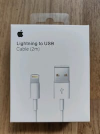 Apple Lightning to USB (2m)