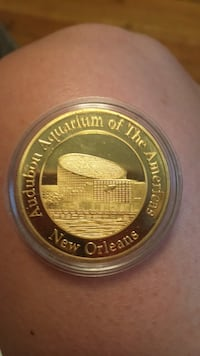 New Orleans coin Independence, 64055