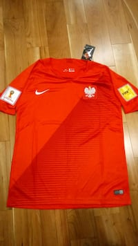World cup Poland 2018 jersey Montreal, H1N 3G4