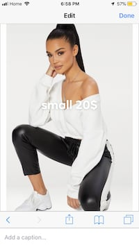 Pretty little thing slouched longsleeve  Hamilton, L8W 1A1