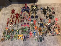 Mixed Action Figures 80 count Whitchurch-Stouffville, L4A 1X3