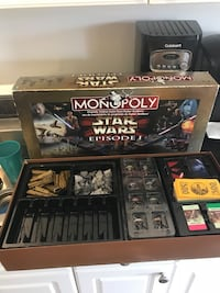 Monopoly Star Wars episode one 3-D collectors edition Welland, L3B 4C9