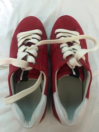 Ecco danish design red sneaker women size 35 so 5 US Herndon, 20170