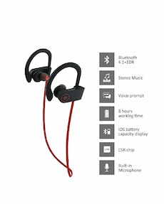 Bluetooth Headphones Sweatproof