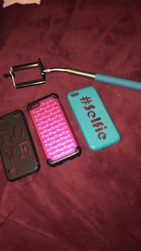 Cases and selfie stick Sherwood Park, T8A 6L4