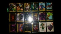 Legend of Zelda trading cards Enterplay 2016 Toronto, M1H