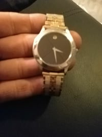 Movado Watch w 14kt. Gold Band $300