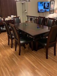7pc dining set Lincoln Park, 07035