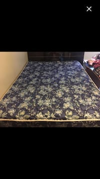 3 year old queen bed