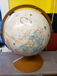 Replogle globes  Dartmouth, B2W