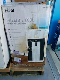 Haier 14000btu air conditioner  Markham, L3T 4X1