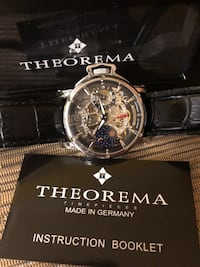 Theorema Watch - Genuine Leather Jacksonville, 32256