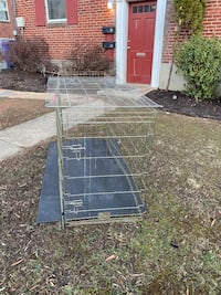 Large Metal crate for animals