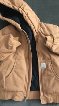 Carhart jacket for boy