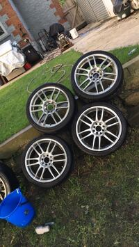 Rims 4x114/113 bolt pattern  Cambridge, N3H 3L6