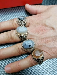 rings with stones London, N6K 2X9