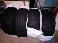 Gomme 235/55/18 invernali  Guidonia, 00012