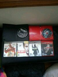 6 Playstation 3 Games For Sale or Trade Tuxedo Park, 10987