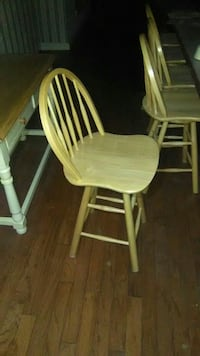 Bar stools 5 avail 50 each or 180 for All 5 Ellicott City, 21042