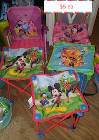 New kid tables mickey minnie only