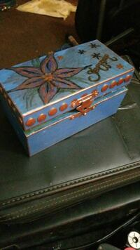 Handmade jewelry box Tulsa, 74135
