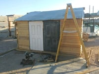 11x12 wood shed  delievery and materials included Las Vegas, 89119