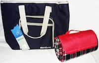 WILLLAND OUTDOORS PICNIC SET + BLANKET Milton