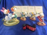Disney 5 piece WDCC Donald and Daisy set Hopewell Junction, 12533