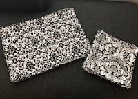 New fabric damask placemats and napkins  Toronto, M4S 1V5